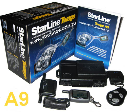 сигнализация старлайн а9 с автозапуском инструкция цена